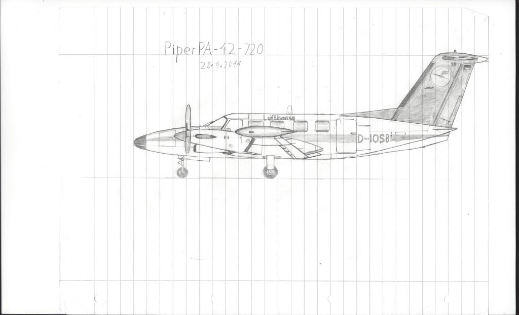 Piper PA-42-720