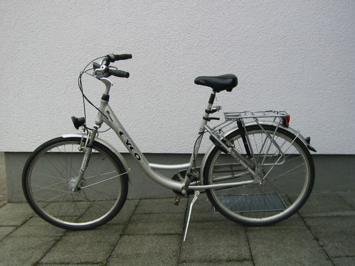 ALDI Cyco City Bike