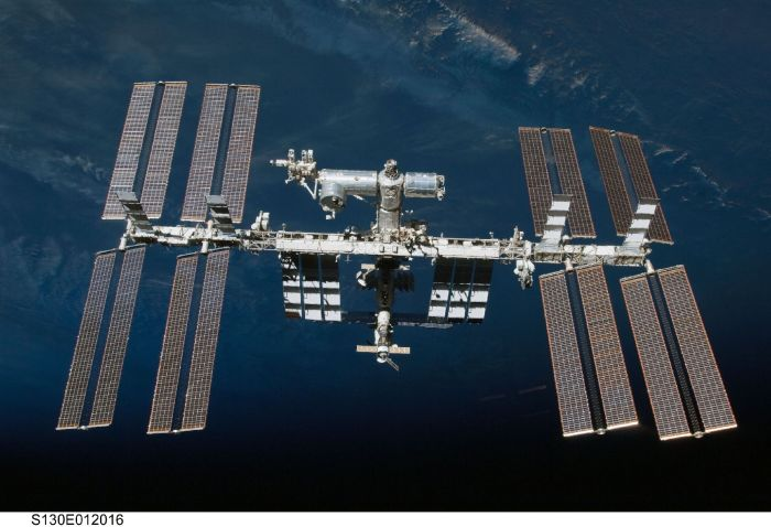 ISS STS130